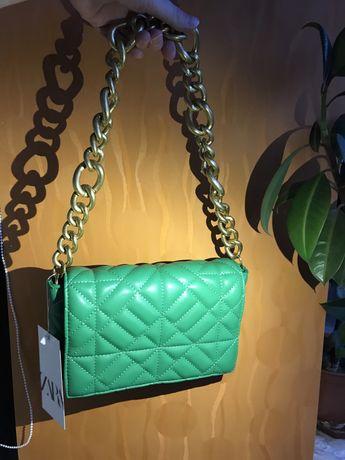 Сумка Zara New Collection