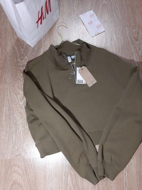 Свитшот/свитер/кофта худи толстовка H&M