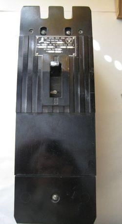 Автоматический выключатель, автомат А3716, 50А