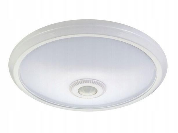 Plafon lampa LED 18W z czujnik ruchu 2835, 1260lm