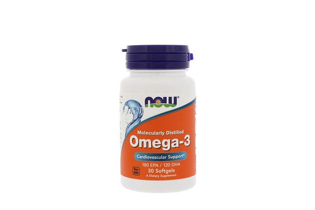 • Омега 3 Now Foods Fish Oil 30caps • Omega 3 • Рыбий • Риб'ячий жир