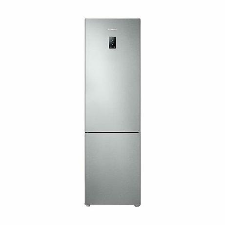 Холодильник Samsung RB37j5000 сірий