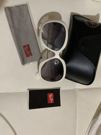 Vendo oculos sol RAY BAN Brancos originais