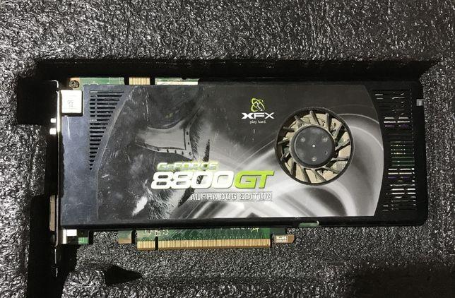Відеокарта GeForce 8800 GT Alpha Dog Edition DDR3