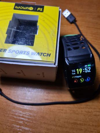 Smartwatch iwownfit p1 z GPS, EKG, 5x folia na ekran