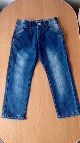 Nowe ładne dżinsy roz. 110