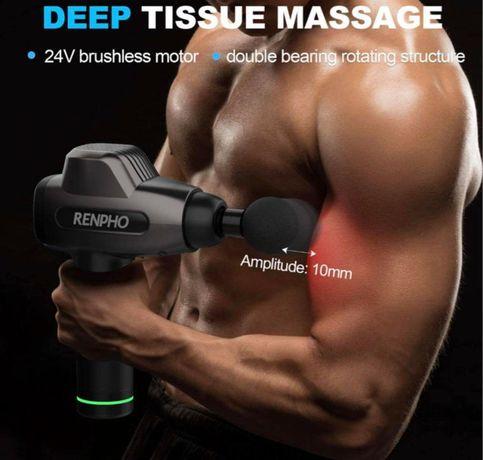 Masażer ręczny RENPHO profesjonalny pistolet do masażu