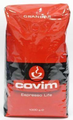 Кофе в зернах Covim Gran Bar, Ковим Гран Бар Италия