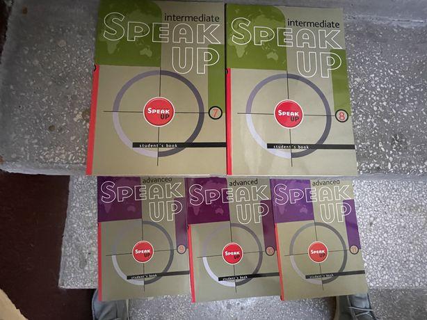 Książki do angielskiego SpeakUp części 7-11