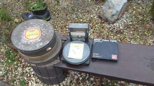 Film 16mm różne filmy