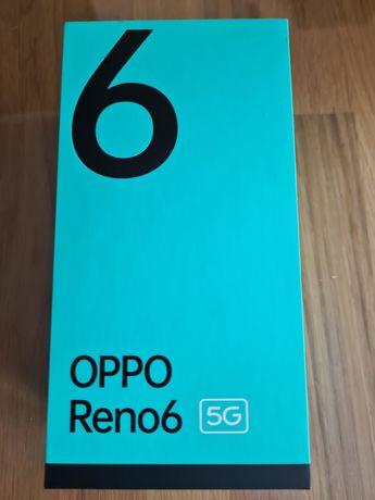 Telefon Oppo Reno 6 - nowy