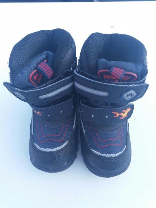 Buty dla chłopca Motycz - image 1