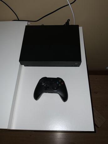 Xbox one x com garantia