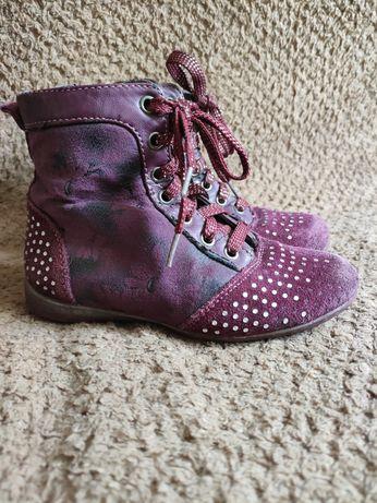 Ботинки осенние размер 29