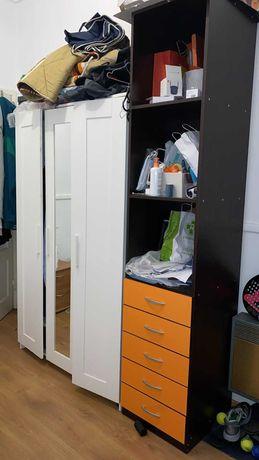 Armário Brines IKEA 180x117x50