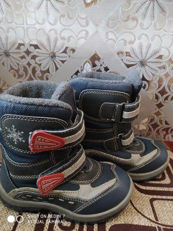 Зимові термо-сапожки B&G, ботінки
