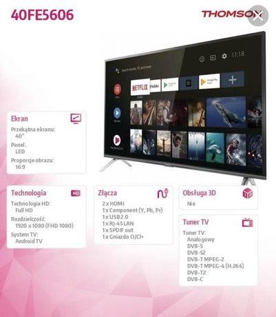 OKAZJA Nowy Telewizor Thomson 40FE5606 gwarancja Full HD / TCL 40ES560