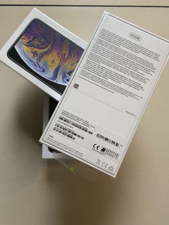 Apple iPhone XS MAX 256GB Space Gray nowe zafoliowane Gliwice Zabrze