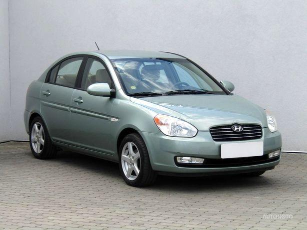 Разборка Hyundai Accent 2006 - 2009 год 1.6crdi Дизель