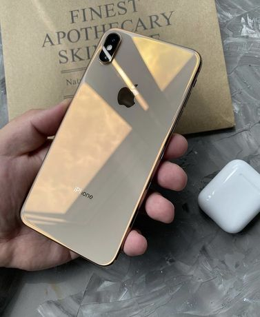 Iphone Xs Max 512 Gb Gold Neverlock