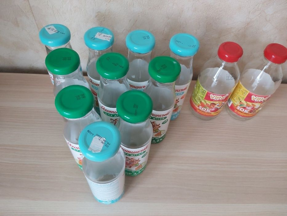 Тара, баночки, бутылочки, емкости 0,2л ,330 мл Харьков - изображение 1