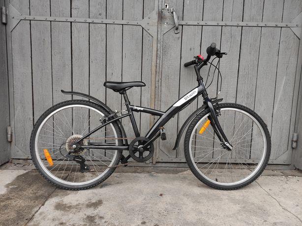 Rower 24cali dla dziecka Btwin Decathlon