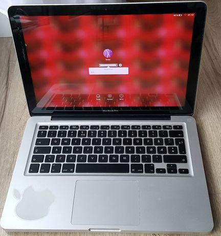 """Apple MacBook Pro 13"""" laptop sprawny z 2010 r."""