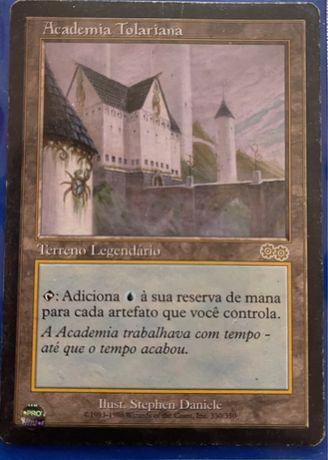 Magic The Gathering: Academia Tolariana