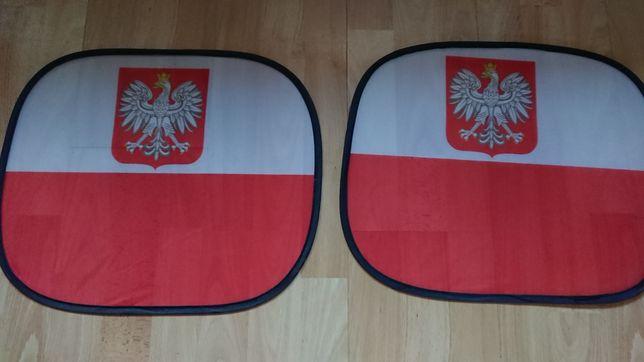 Zasłonki przeciwsłoneczne na boczne szyby polska