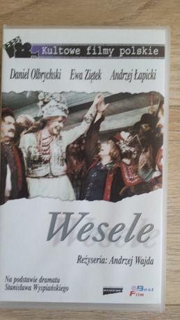 Wesele Andrzej Wajda kaseta VHS