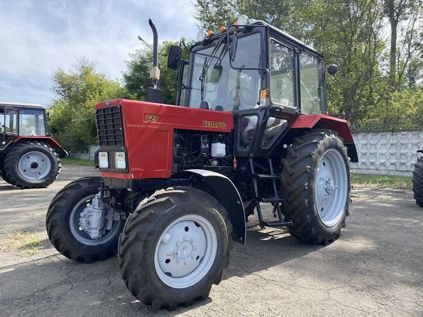 Новые трактора Беларус 82.1 - Большой выбор