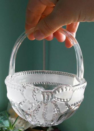 Конфетница ваза корзинка