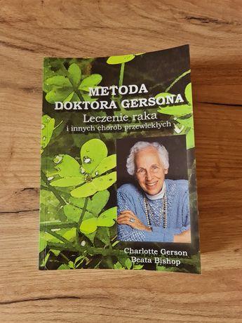 Metoda doktora Gersona Leczenie raka i innych chorób przewlekłych