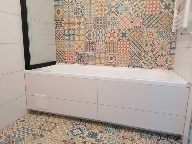 Remont, Wykończenia łazienek(wnętrz)