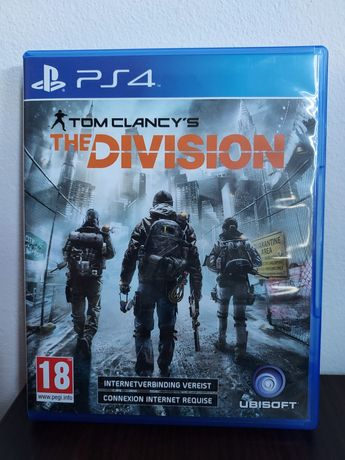 The Division PS4 English stan idealny