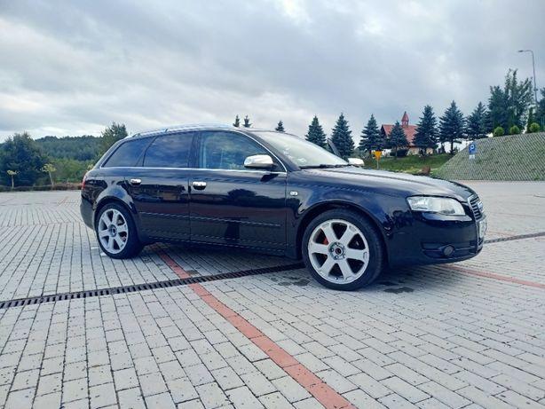 Audi A4 B7 2.0 TDI 140KM Bogata opcja