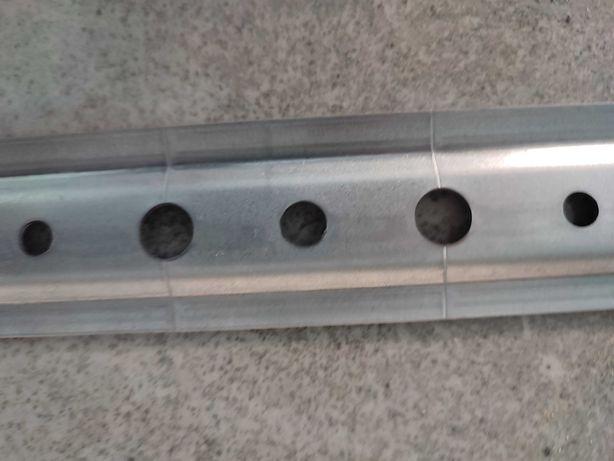 Listwa montażowa Szyna do zawieszania szafek 100cm( 1 sztuka)