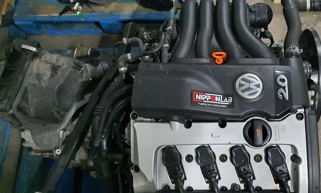Mecânica completa 2.0 ALT VW Passat/Audi A4