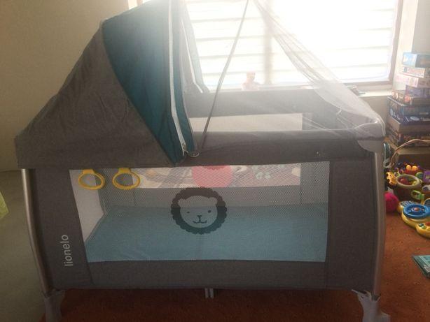 Манеж-кровать Lionelo (Лионело) Simon - в отличном состоянии.