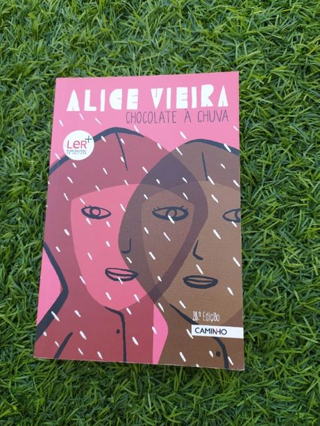 Chocolate à Chuva - de Alice Vieira