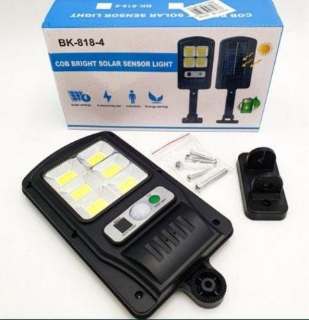 Фонарь уличный на солнечной батарее BK-818-4 COB