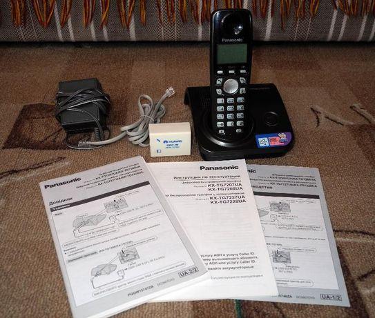 Цифровой беспроводной телефон KX-TG7207UA