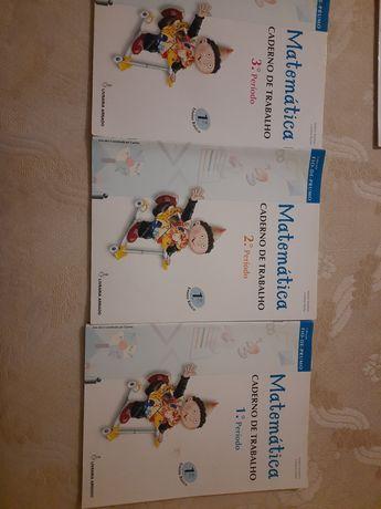 Livro matemática 1ano