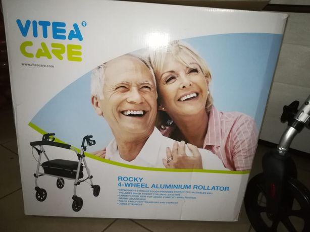 Sprzedam nowy chodzik rehabilitacyjny / chodzik
