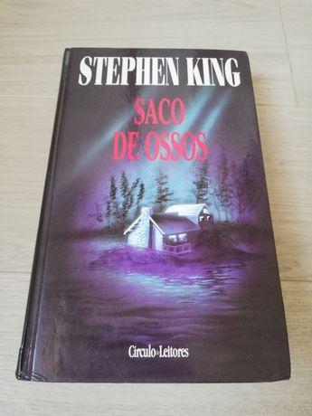 Portes grátis - Saco de ossos (Stephen King)