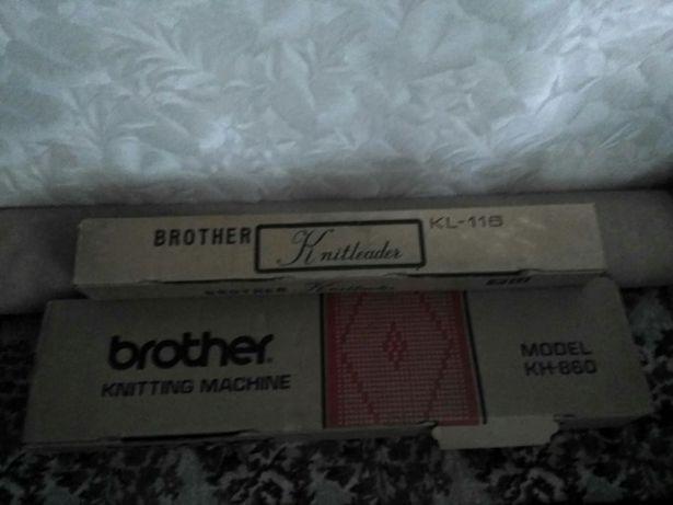 Вязальная машинка Brother