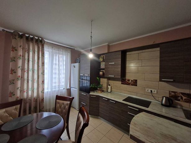 2-комнатная с ремонтом и мебелью. ЖК Радужный. Левитана/Жукова Таирово