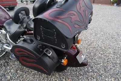 sakwy motocyklowe honda vtx1300 vt 750 shadow