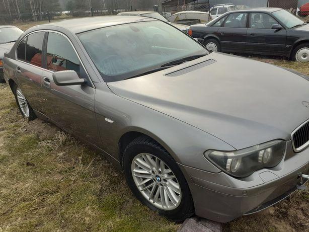BMW 730 Diesel sprzedam W całości