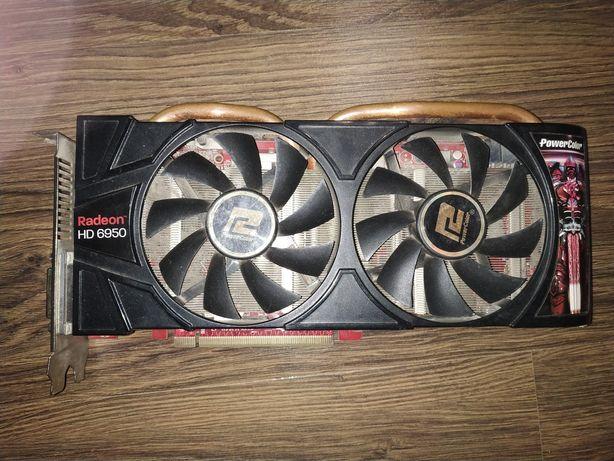 Видеокарта Radeon HD 6950 1 Gb